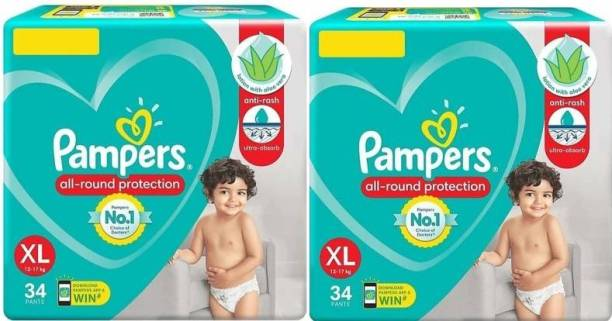 Pampers XL 34 COMBO - XL