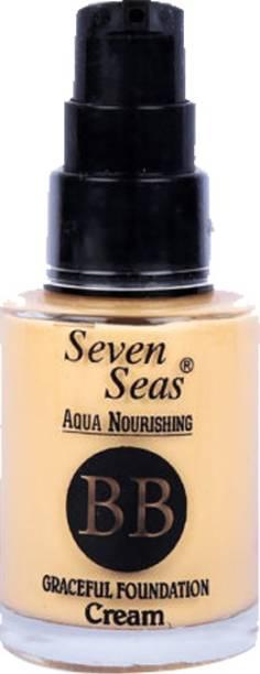 SEVEN SEAS BB CREAM FOUNDATION SPF 15 Foundation