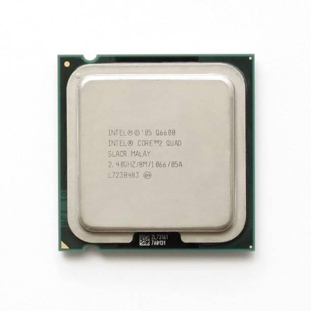 Intel Q6600 2.4 GHz LGA 775 Socket 4 Cores Desktop Processor
