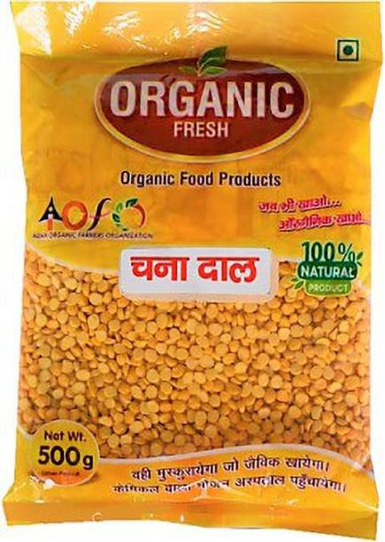 IOFO Organic Chana Dal (Split)