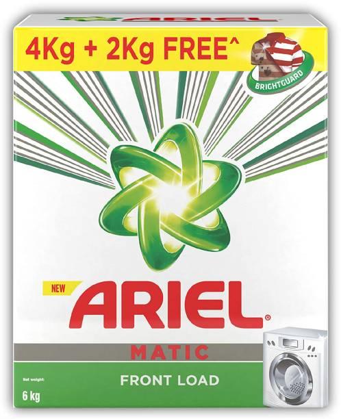 Ariel Matic Front Load Detergent Powder 4 kg