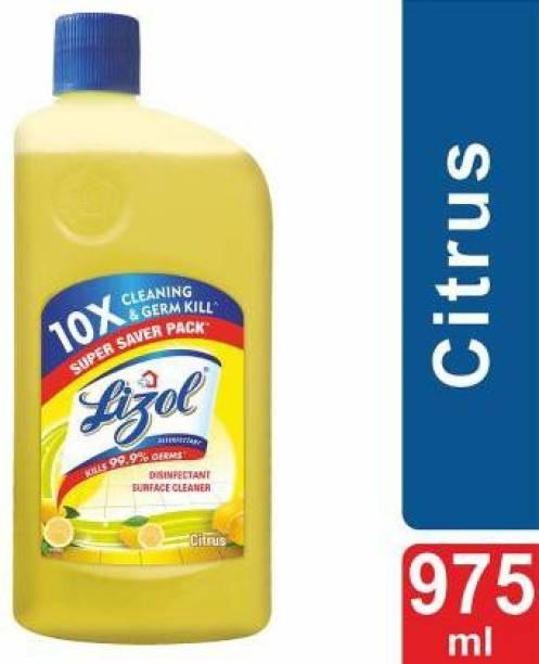 LIZOL Disinfectant Surface Cleaner 975 ml Citrus