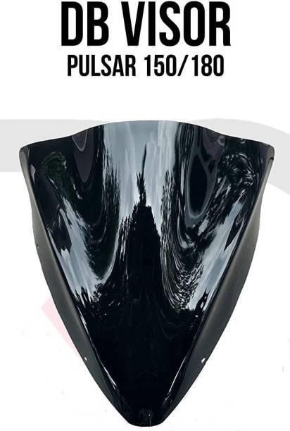 A&U TRADEZ BAJAJ PULSAR 150/180 Bike Headlight Visor