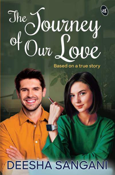 The Journey Of Our Love 'Author Signed Copy'