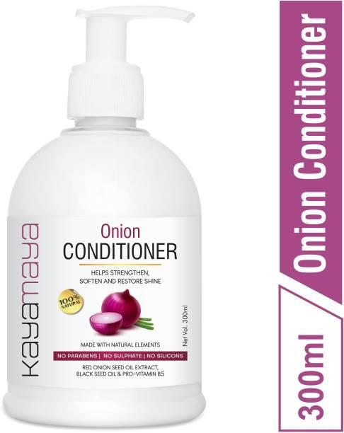 Kayamaya Red Onion Conditioner Paraben & Sulphate Free Conditioner