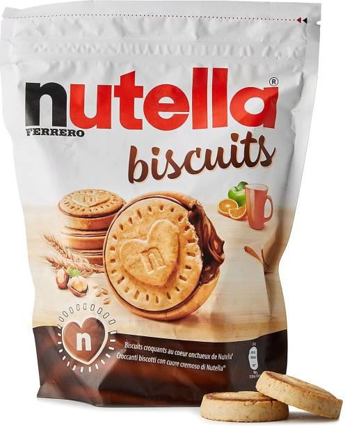 nutella Ferrero Biscuits New Cream Cracker Biscuit