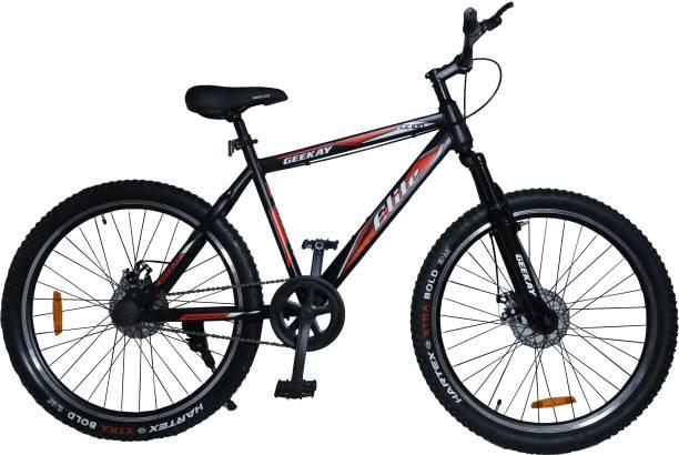 Geekay Elite 26T MTB 26 T Mountain Cycle