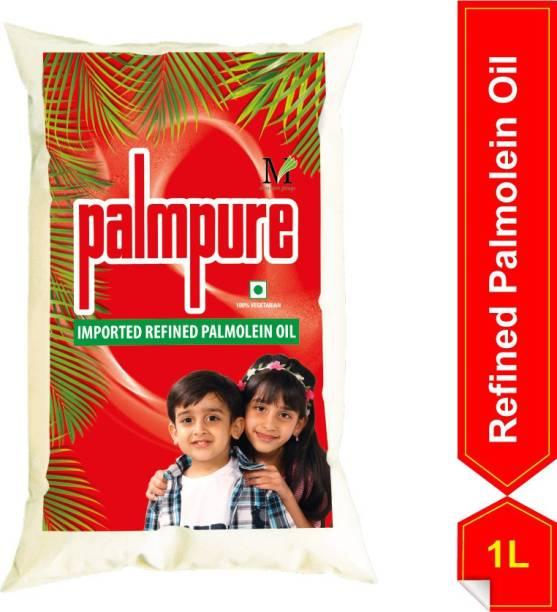 Palmpure Palm Oil Pouch