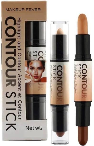 Makeup Fever contour stick 2in1  Concealer