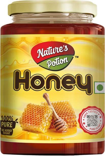Nature's Potion Honey