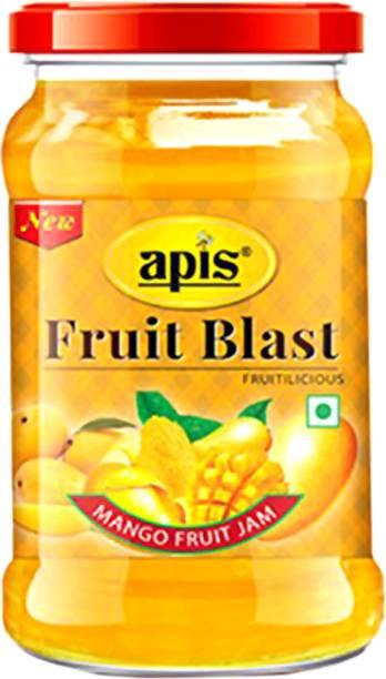 Apis Fruit Blast Mango Jam 450 g