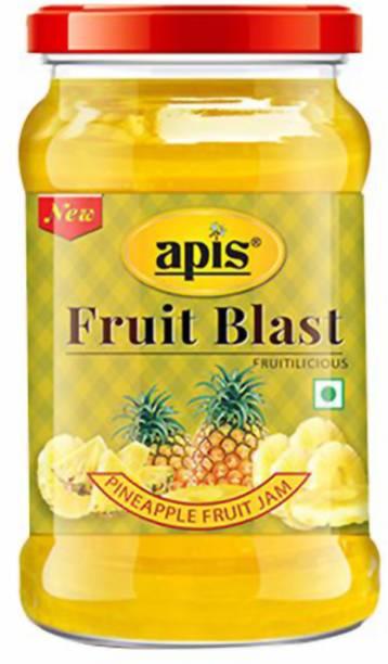 Apis Fruit Blast Pineapple Jam 450 g