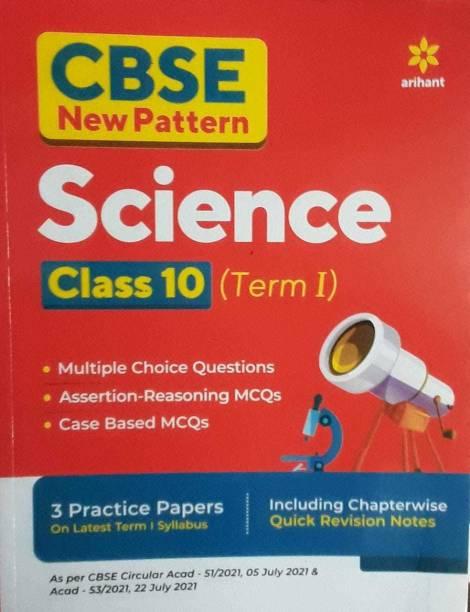 CBSE New Pattern Science (Class-10) Term-1 2021