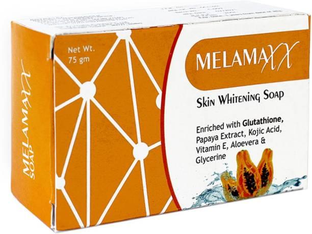Melamaxx Glutathione skin whitening soap