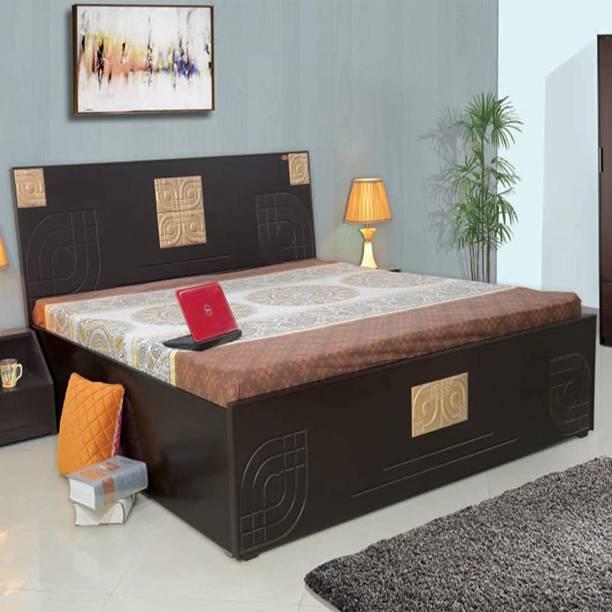 ELTOP Stylus Engineered Wood King Hydraulic Bed