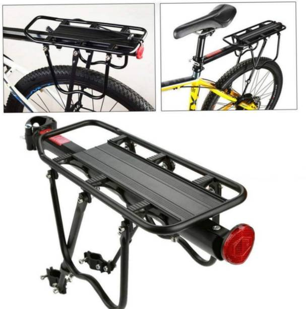 Xezon Bicycle New Styles Design High Load Support Adjustable Design Carrier Rack Aluminium  Bicycle Carrier