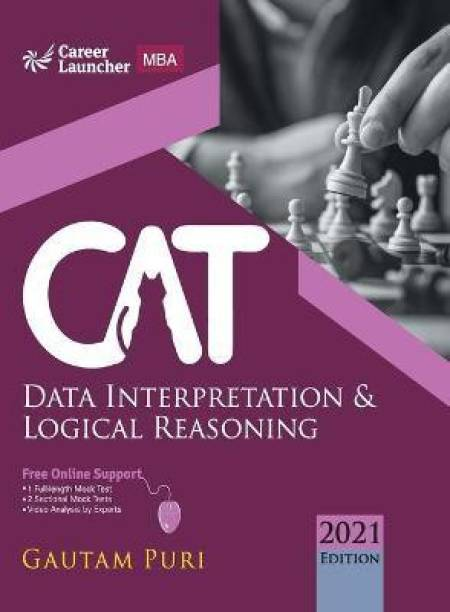Cat 2021 Data Interpretation & Logical Reasoning