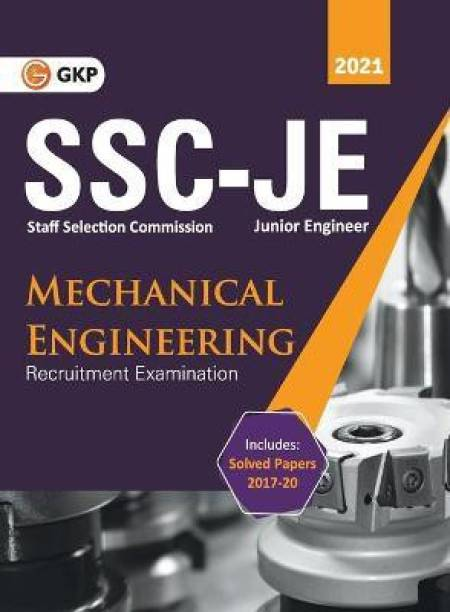 Ssc 2021 Junior Engineers Mechanical Engineering Guide