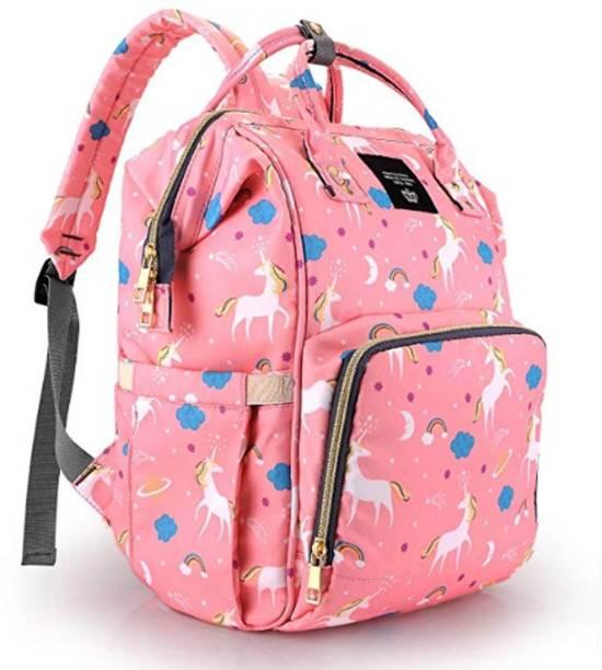 PackNBuy Diaper Baby Bag Backpack for Mom Stylish Mother Travel Handbag