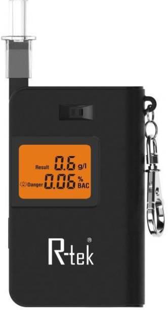 R-tek Alcohol Breath Analyzer Breath Test