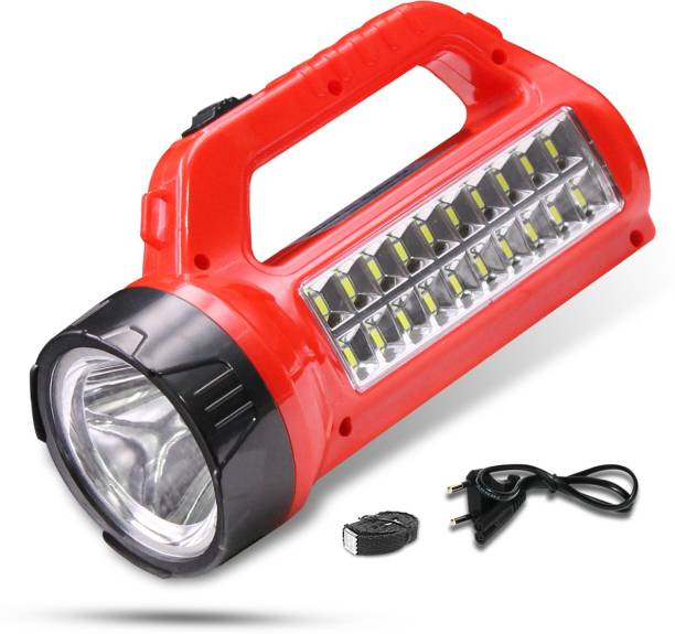 Pick Ur Needs Bright LED Rechargeable Flashlight 50W + 20 SMD Side Ultra Led Brightest Hand held Spotlight Tactical High Power Searchlight Torch Emergency Light