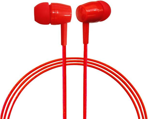 KAWL KAEP_55_Wired Earphone For Mobiles_Tablet Earphone with mic Wired Headset