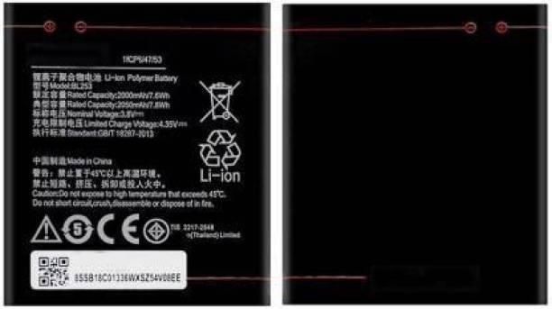 RAPPER Mobile Battery For  Lenovo Lenovo A2010 A1000 A2800D A3800D A3600D A2580 BL253 (2000mAh) Battery