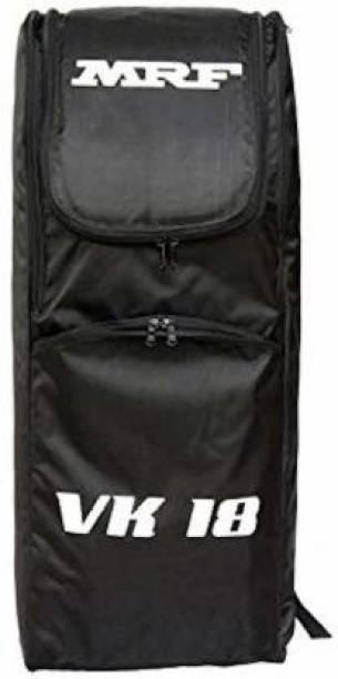 KRISHNA Cricket Kit Bag Players Duffle, BLACK KET BAG