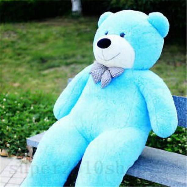 Florina (blue) teddy 3 ft teddy  - 140 cm