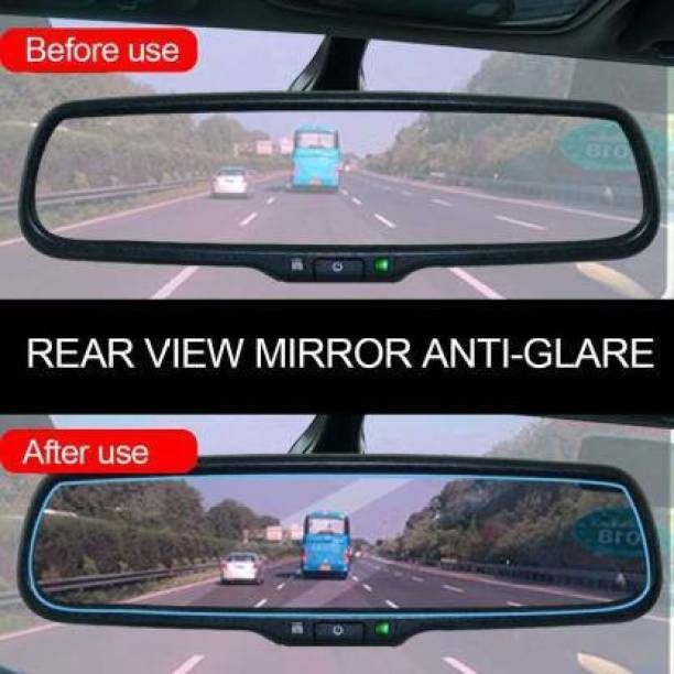 CONVRT Manual Rear View Mirror For Universal For Car Universal For Car