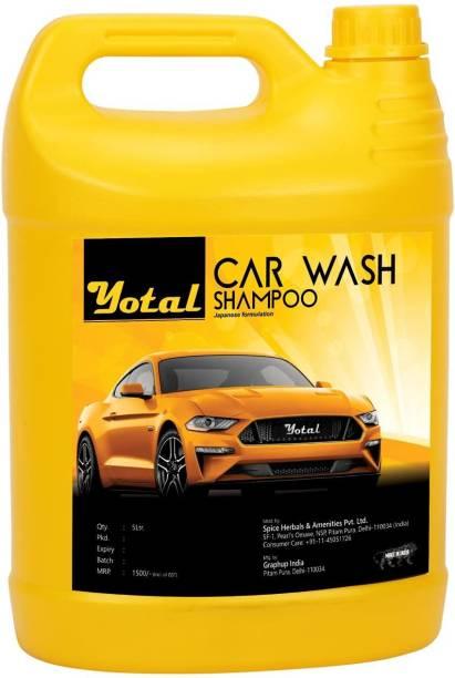 YOTAL Car Shampoo For Car Care Car Washing Liquid