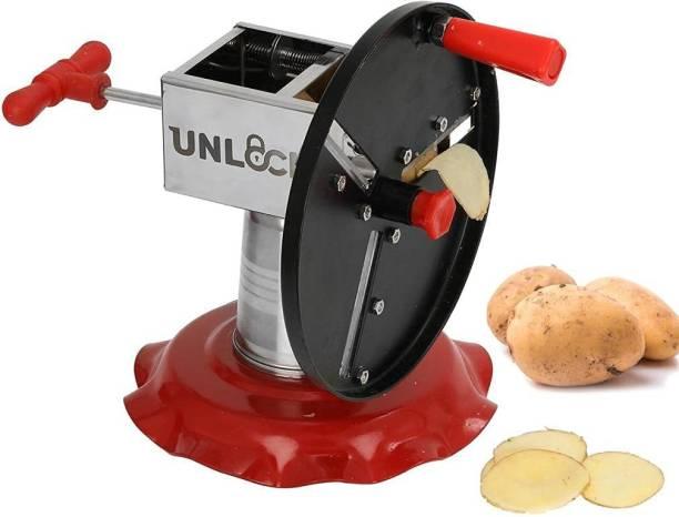 NITYA Wafer Maker/Vegetable Cutter/Vegetable and Fruit Slicer/Potato Slicer/Vegetable Slicer Waffle Maker