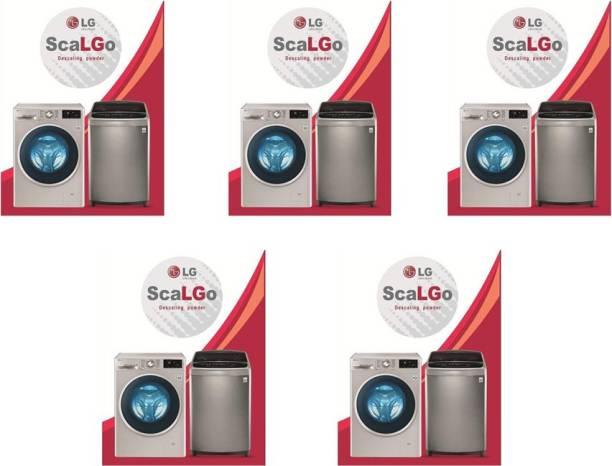 LG scalego Descaling Powder for Washing Machines Detergent Powder 500 g Detergent Powder 0.5 kg