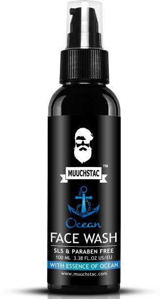 MUUCHSTAC Ocean  Face Wash