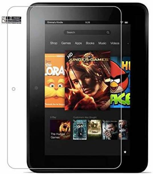 TODO DEALS Screen Guard for AMAZON KINDLE FIRE HD 7 (7 Inch)