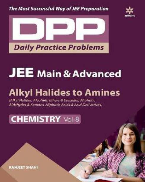 Daily Practice Problems (Dpp) for Jee Main & Advanced Alkyl Halides to Amines Chemistry 2020