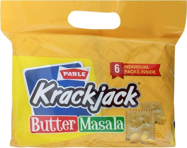 PARLE Krackjack Butter Masala Sweet & Salty