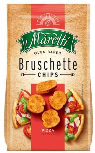 Maretti Bruschette Chips Pizza Al Forno Assorted