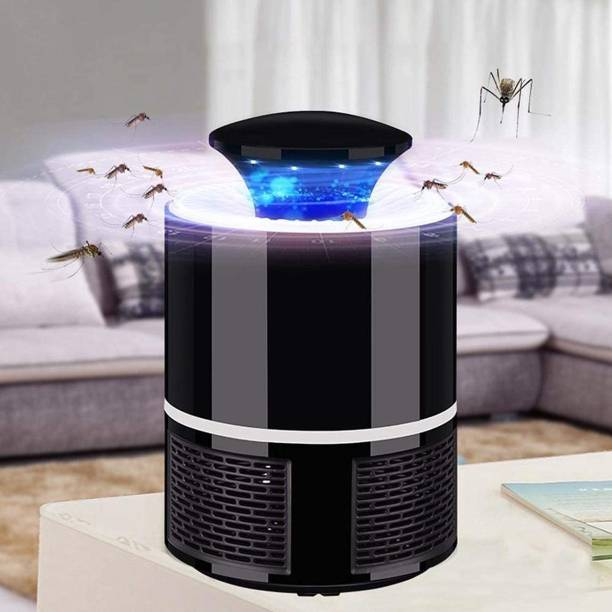 Woomzy Eco Friendly Electronic LED Mosquito Killer Machine Trap Lamp, Mosquito Killer lamp for Home, USB Powered Electronic Fly Inhaler Mosquito Killer Lamp, Mosquito Electric Insect Killer