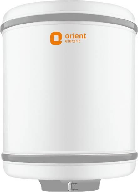 Orient Electric 6 L Storage Water Geyser (Cronos, White)