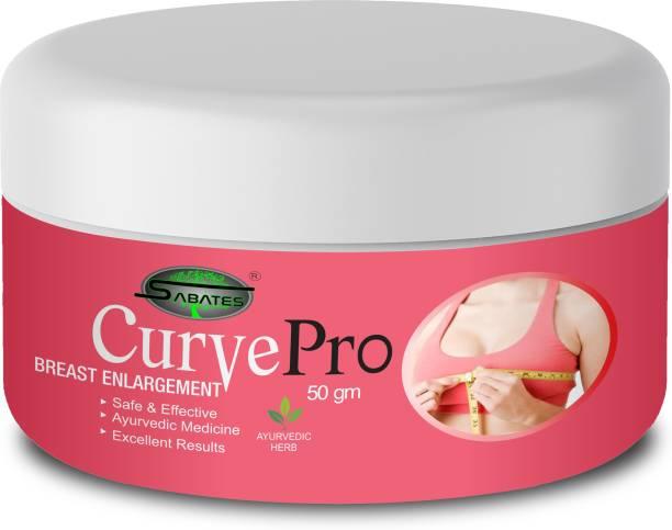 Sabates Breast Increasing Women Breast Cream For Increase Tightness & Improve Elasticity Organic Cream 100% Organic