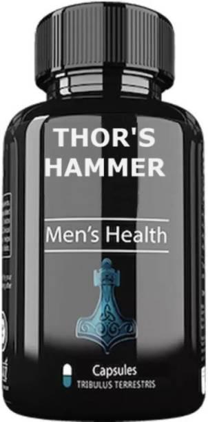 DR. CHOPRA PHARMACLS Thor's Hammer Ayurvedic capsules