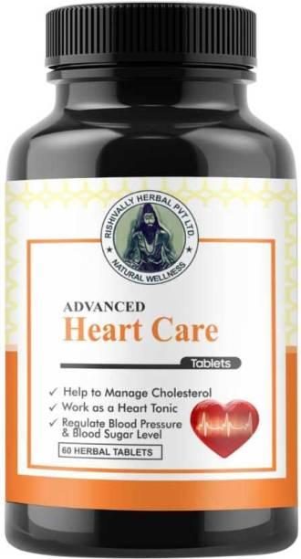 om shakamberi Advanced Heart Care Tabelts