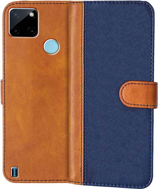 Flipkart SmartBuy Flip Cover for Realme C21Y, Realme C25Y