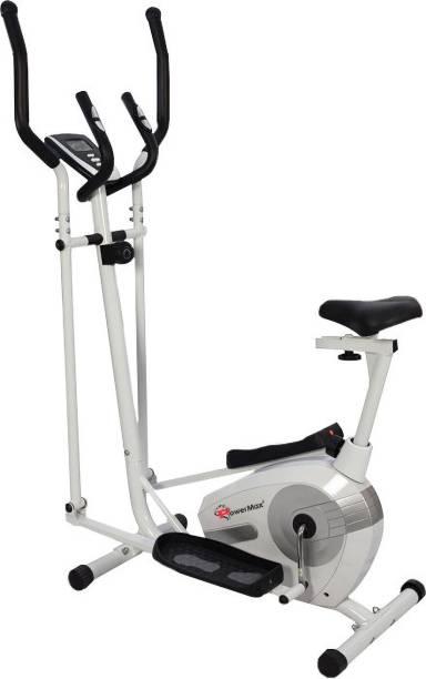 Powermax Fitness EH-250S Elliptical Cross Trainer with Adjustable Seat Cross Trainer
