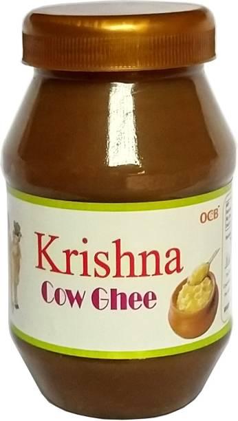 OCB Desi Cow Milk Desi Cow Ghee 250 g Plastic Bottle