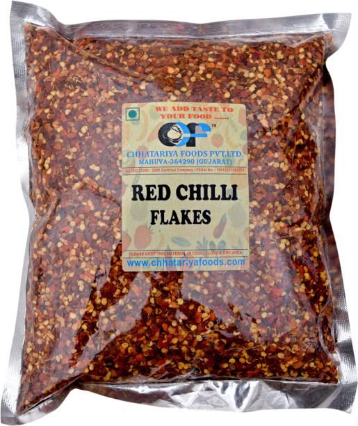 Chhatariya Foods RED CHILLI FLAKES