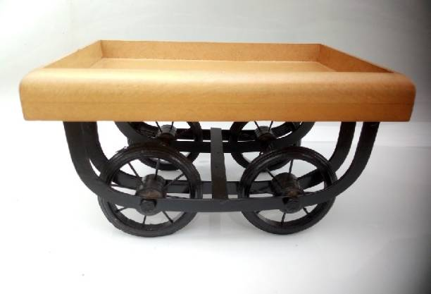 Newshinehandicrafts Engineered Wood Cafeteria Table