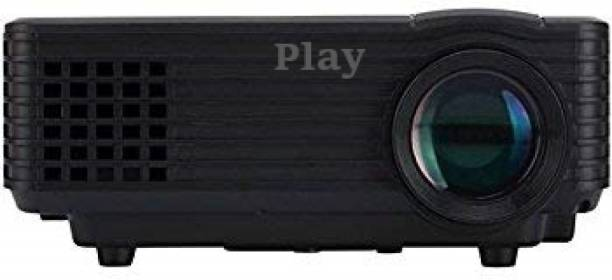 PLAY PP073 2500 lm LED Corded Portable Projector