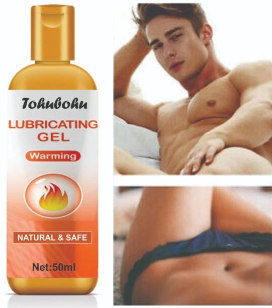 tohubohu Play Massage 2 in 1 Sensual,Play Tingling,Play Massage 2 in 1 Stimulating,Massage Aloe Vera Soothing Lubricant